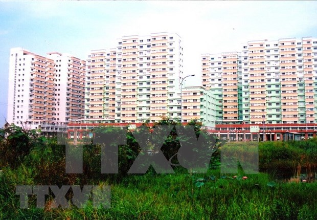 Mercado inmobiliario de Vietnam atraera grandes inversiones extranjeras en 2018 hinh anh 1