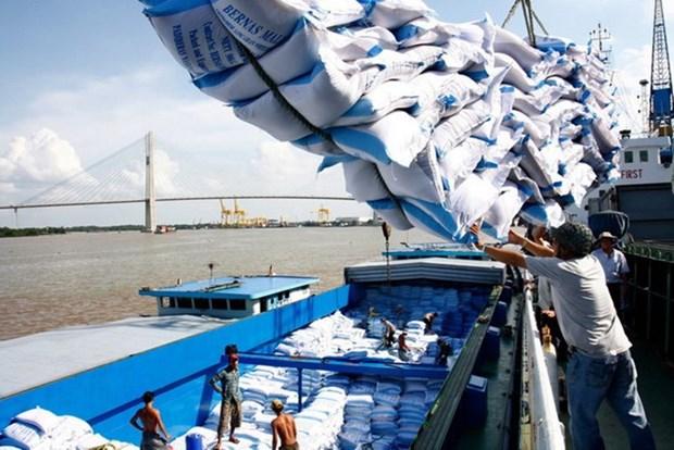 Positivas senales para exportaciones de arroz de Vietnam en 2018 hinh anh 1