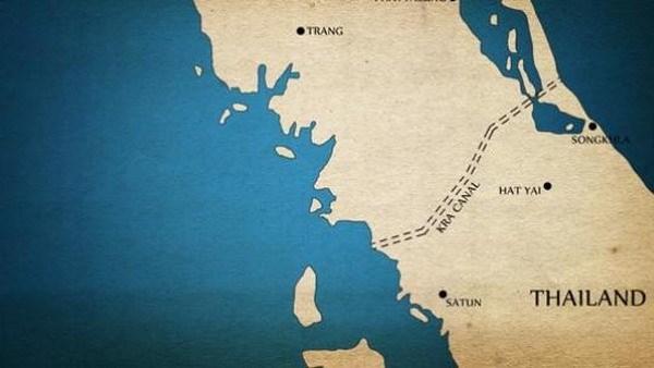 Tailandia considera proyecto de Canal Kra hinh anh 1