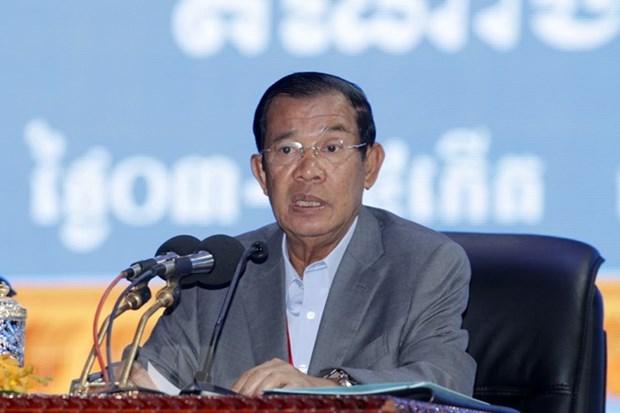 Camboya lista para las proximas elecciones al Senado hinh anh 1