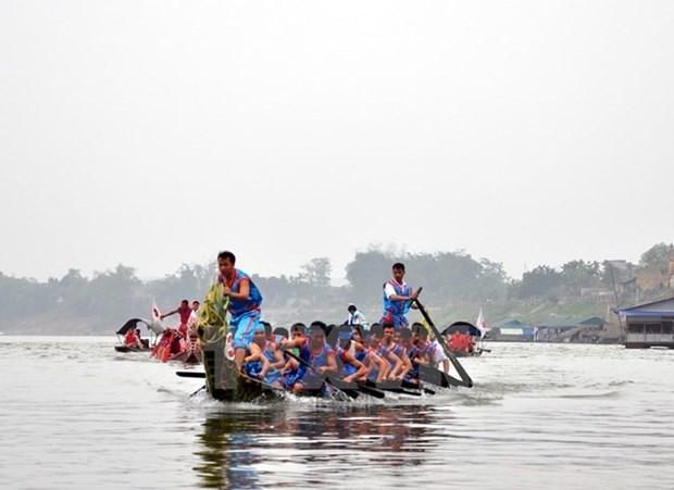 Efectuaran por primera vez en Hanoi regata tradicional hinh anh 1