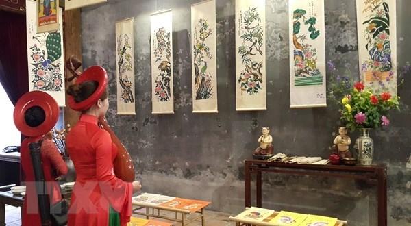 Celebracion del Tet en Hanoi en el pasado hinh anh 1