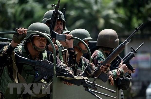 Filipinas advierte sobre regreso de hombres armados a Marawi hinh anh 1