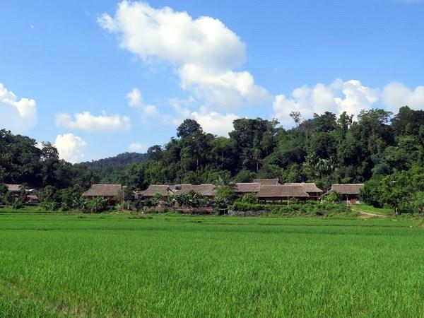 Establecen nueva zona turistica nacional en provincia norvietnamita hinh anh 1