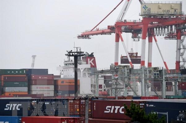 Auge de exportaciones de Vietnam a Ucrania propicia aumento de intercambio comercial hinh anh 1