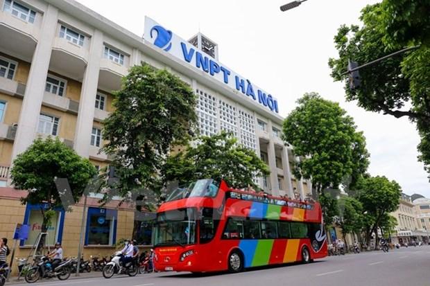 Hanoi aspira a recibir a mas de cinco millones de turistas extranjeros en 2018 hinh anh 1