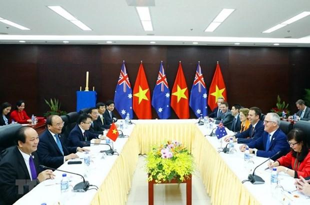 Vietnam y Australia buscan fortalecer relaciones multisectoriales hinh anh 1