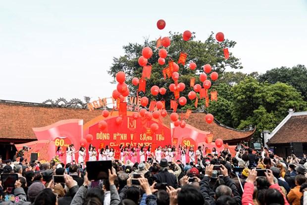 Celebraran nueva edicion del Dia de la Poesia de Vietnam 2018 hinh anh 1