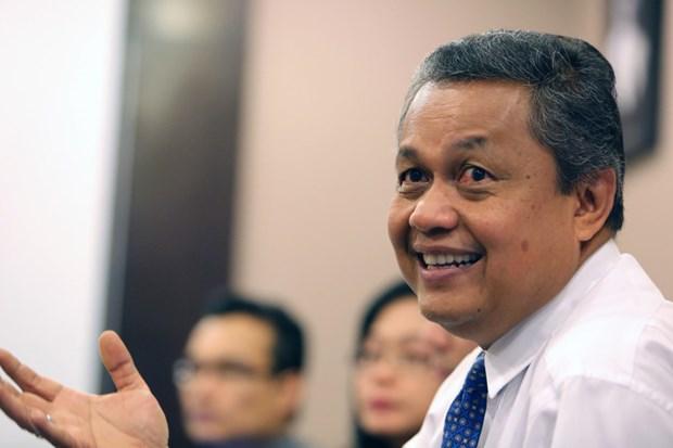 Presidente de Indonesia nombra nuevo gobernador de Banco Central hinh anh 1