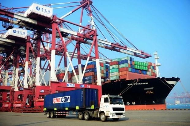 Exportaciones de Vietnam crecen en ocasion del Tet hinh anh 1
