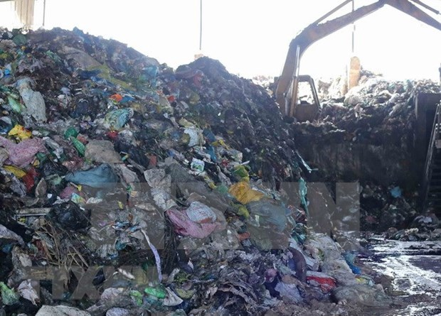 Empresas de Vietnam y Estados Unidos cooperan en produccion de composites reciclados hinh anh 1