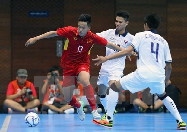 Vietnam participara en campeonato de futsal de ASEAN hinh anh 1