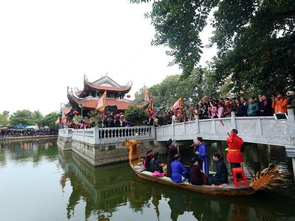 Celebran en Bac Ninh festival de canto patrimonial hinh anh 1
