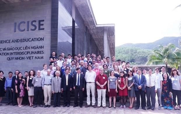 En Vietnam ciclo de conferencias sobre planetas fuera del sistema solar hinh anh 1
