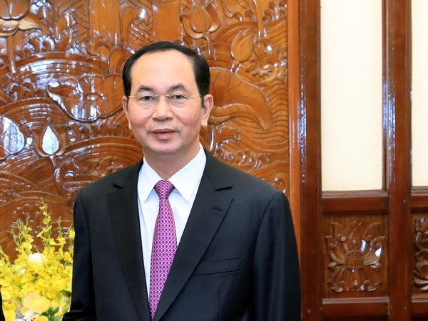 Embajador de Vietnam ratifica importancia de visita de presidente Dai Quang a la India hinh anh 1
