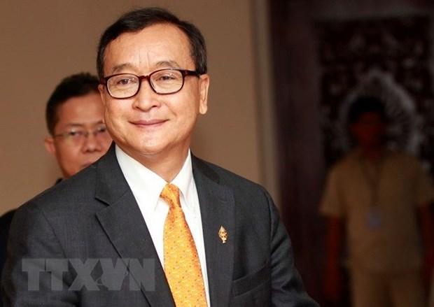 Tribunal de Cambodia confisca bienes del expresidente del partido opositor CNRP hinh anh 1