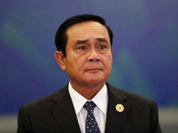 Tailandia vuelve a retrasar las elecciones generales hinh anh 1