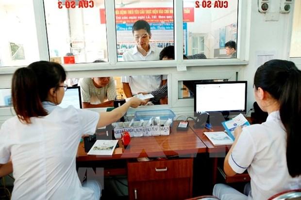 Provincia vietnamita intensifica liderazgo del Partido Comunista en labores de seguro social hinh anh 1