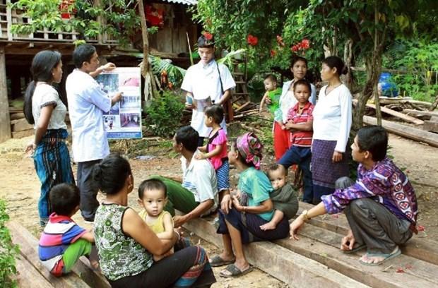 Atencion de salud, prioridad del Partido Comunista y del Estado de Vietnam hinh anh 1