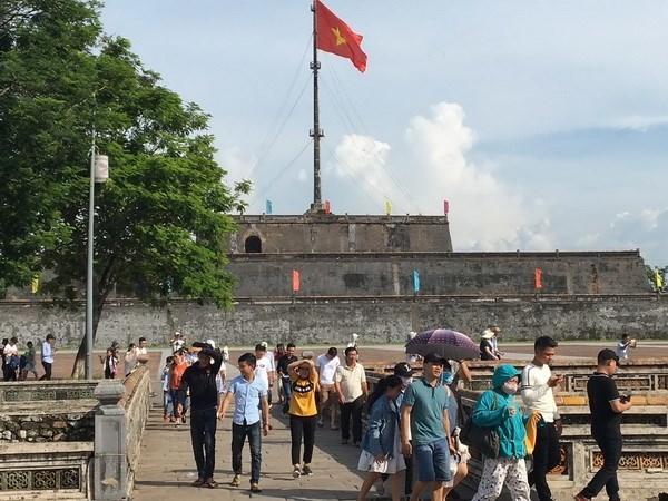 Vietnam atrae en dos primeros meses de 2018 a casi tres millones de turistas extranjeros hinh anh 1