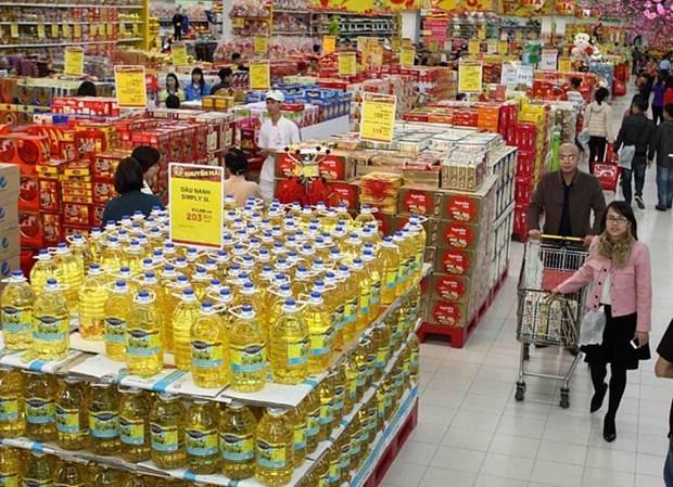 Los dias festivos del Tet impulsan indice de precios de Vietnam en febrero hinh anh 1