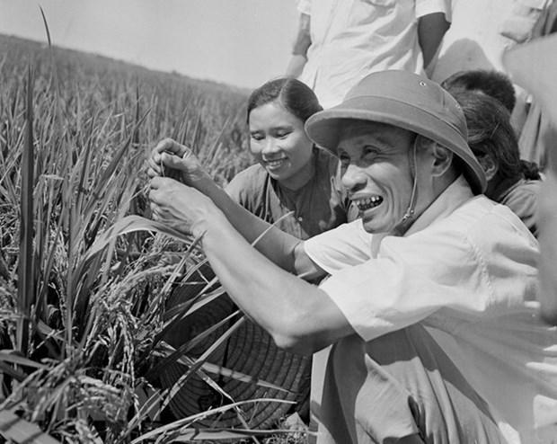 Homenaje a expremier vietnamita Pham Van Dong en aniversario de su natalicio hinh anh 1
