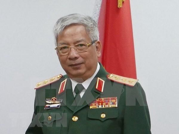 Vietnam y la UE agilizan cooperacion en Defensa hinh anh 1