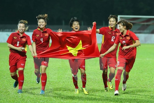FIFA apoya a Vietnam en el desarrollo del futbol femenino hinh anh 1