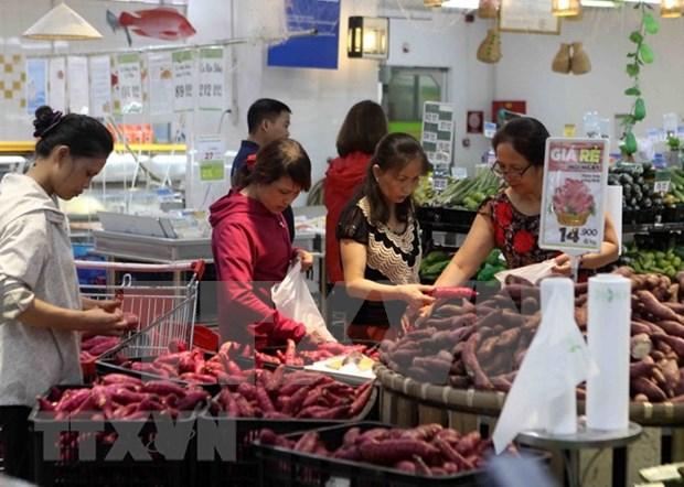 Registran aumento de IPC en Hanoi y Ciudad Ho Chi Minh en febrero hinh anh 1