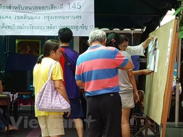 Arranca proceso de registro de nuevos partidos politicos en Tailandia hinh anh 1