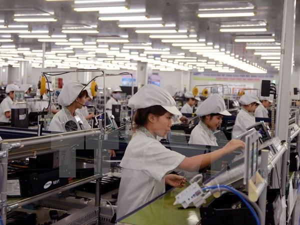 Superavit comercial de Vietnam sobrepasa los mil millones de dolares hinh anh 1