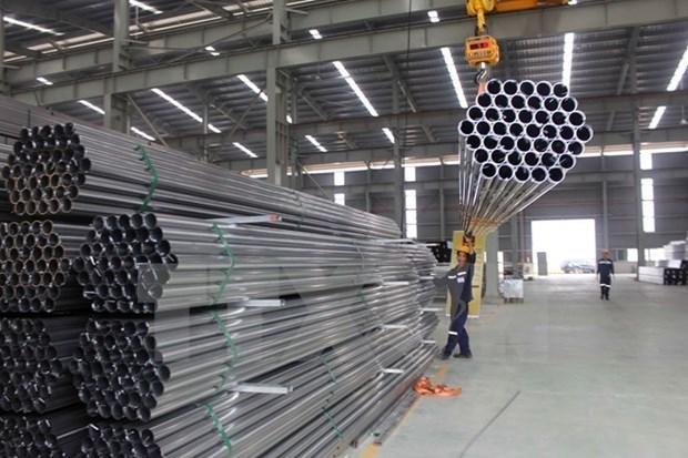 Empresa de acero Vietnam- Italia busca atraer inversiones extranjeras hinh anh 1