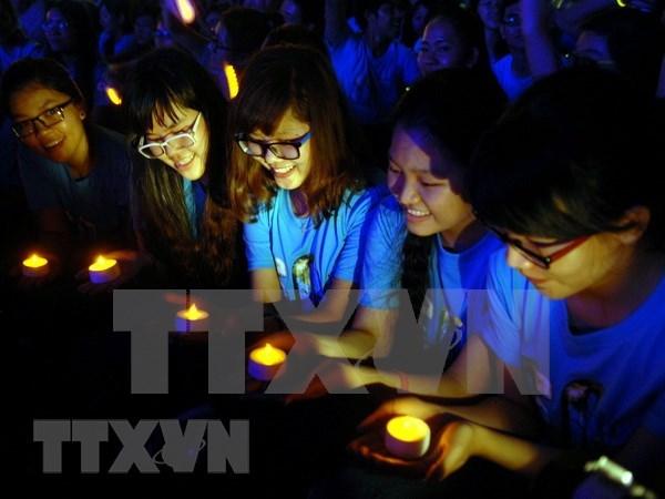 Actividades en Hanoi iniciaran La Hora del Planeta 2018 en el pais hinh anh 1
