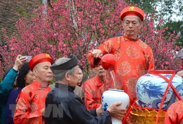Inauguran festival cultural Hoi An - Thanh Hoa hinh anh 1