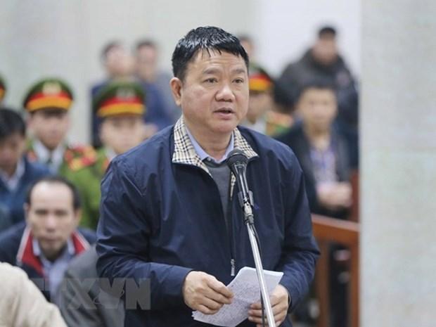 Veinte abogados para defender a acusados en juicio sobre caso de OceanBank hinh anh 1