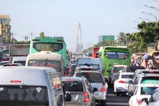 Firmas japonesas desean unirse a proyectos de infraestructura en Ciudad Ho Chi Minh hinh anh 1