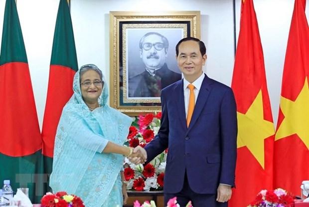 Vietnam y Bangladesh trazan directrices para la cooperacion multifacetica bilateral hinh anh 1