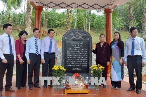 Completan proyecto de remodelacion de reliquia de la Union de Mujeres de Vietnam hinh anh 1