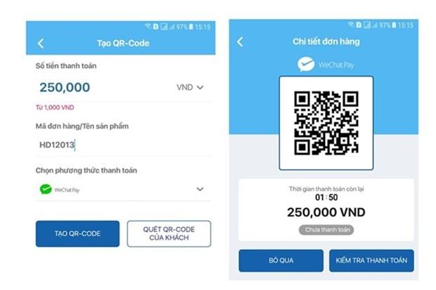 Hanoi por desarrollar pagos sin dinero en efectivo hinh anh 1