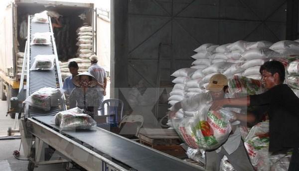 Vietnam aspira a ingresar fondo multimillonario por exportacion de arroz en 2018 hinh anh 1