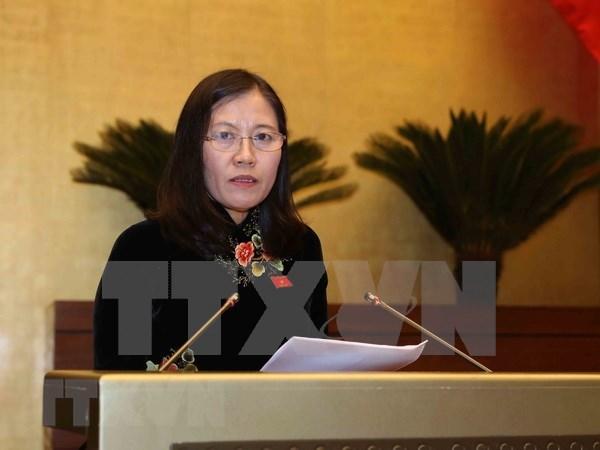 Efectua Comision de Asuntos Juridicos del Parlamento vietnamita su octava reunion hinh anh 1