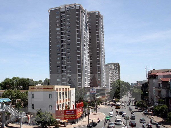 Ciudad Ho Chi Minh eleva area minima de alquiler para obtener residencia permanente hinh anh 1
