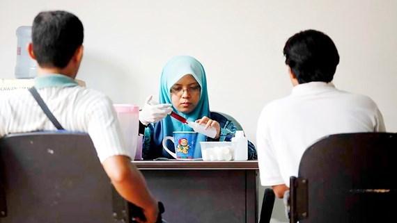 Malasia experimenta nuevo modelo de desintoxicacion de drogas hinh anh 1