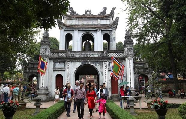 Efectuan exhibicion sobre educacion vietnamita en la edad feudal hinh anh 1