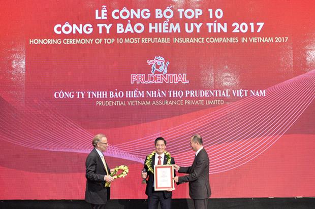 Vietnam llama a acciones mas activas de grupo Prudential hinh anh 1