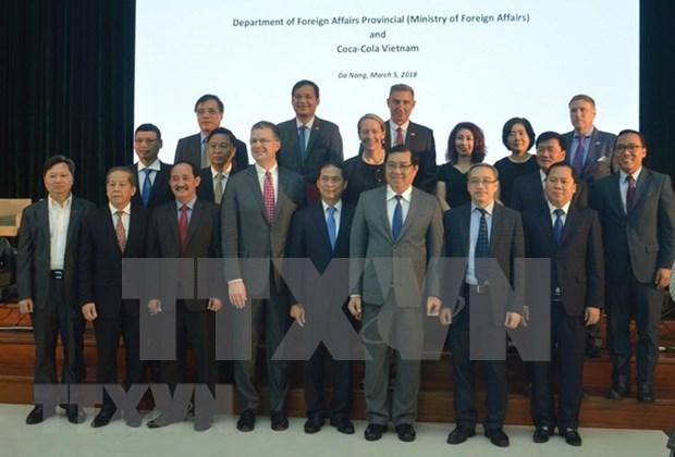 Vietnam y EE.UU. repasan nuevas oportunidades de inversion hinh anh 1