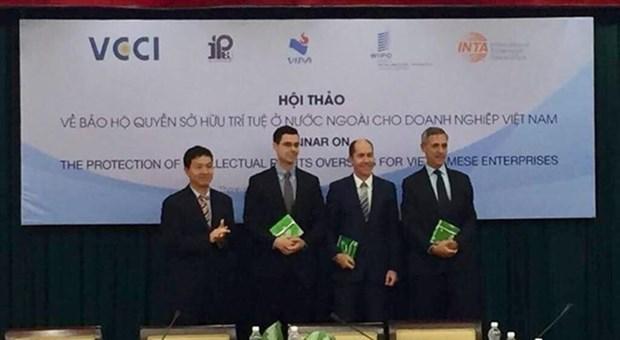 WIPO asiste a empresas vietnamitas en proteccion de derechos de propiedad intelectual hinh anh 1