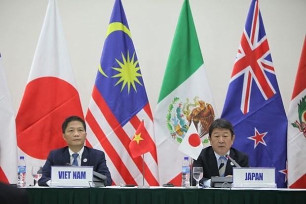 CPTPP sera vital para el desarrollo sostenible en Vietnam, afirma ministro hinh anh 1