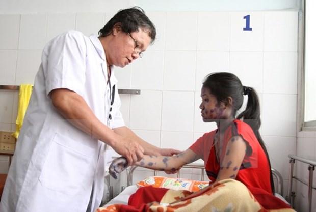 Ciudad Ho Chi Minh se propone tener 18 doctores por cada 10 mil ciudadanos hinh anh 1