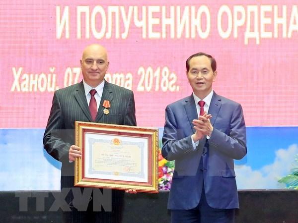 Centro de Estudios Tropicales, simbolo de cooperacion Vietnam-Rusia hinh anh 1